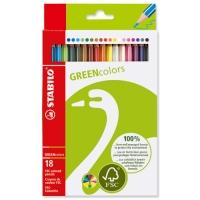 Stabilo GREENColor Colouring Pencils FSC Line