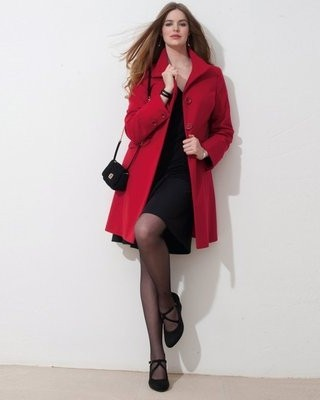 70% Womens Wool Coat