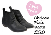 Get £5 off selected boots