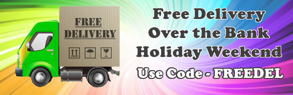 Free delivery on all orders over £15