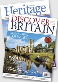£10 off a subscription to Discover Britain magazine