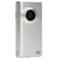 Flip Mino HD III Camcorder with Free Mini Tripod