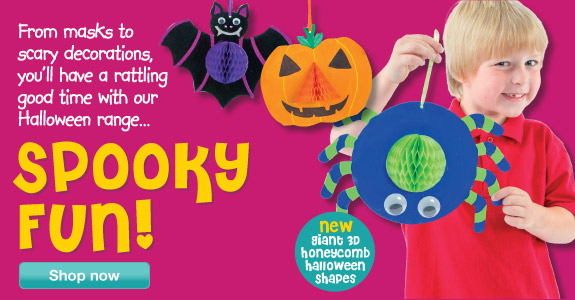 10% off All Halloween Products