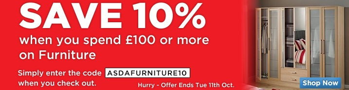Get 10% off furniture order