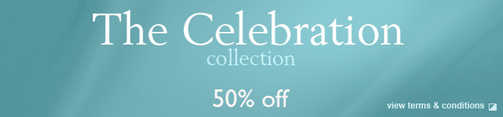 Up to 50% off selected lines