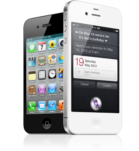 Pre-orders for the new iPhone 4S