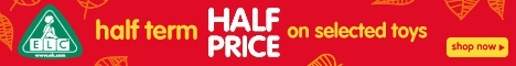 Half Price Sale is now live