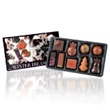 FREE Winter Treasures chocolate box worth £11