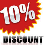 10% Off Addressing Labels category