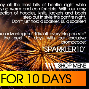 Get 10% off everything online