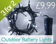 30% Off LED Outdoor Christmas Light