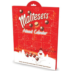 Free Advent Calendar With order of £5 or more