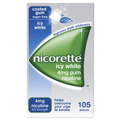 Save up to £4 on selected Nicorette