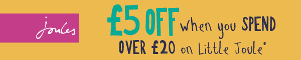 £5 Off Little Joule when you spend £20