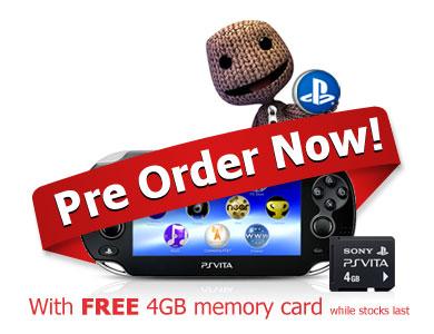 Get FREE 4GB memory card