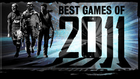 Best Games of 2011! As Chosen by you! Games from £19.99