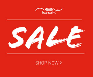 New Look sale up to 50% off