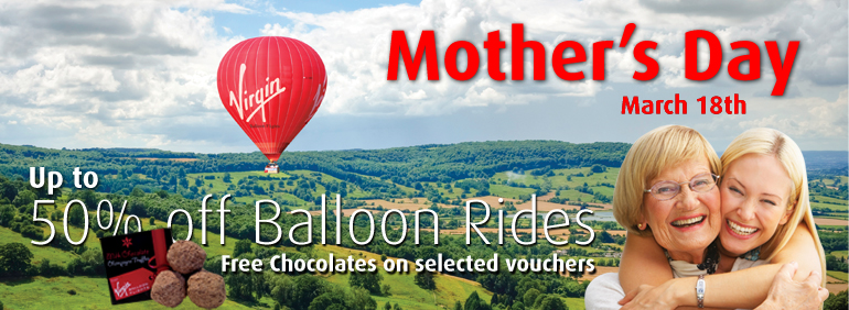 Half Price Flights, Free Chocs and Gorgeous Gifts