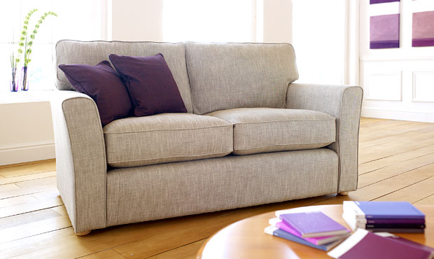 15% Off Hastings Two Seater Fabic sofa