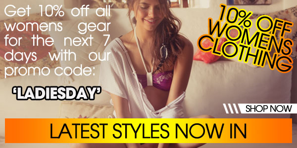 Save 10% off Womens clothing