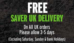Free Next Day Delivery on UK orders over £50