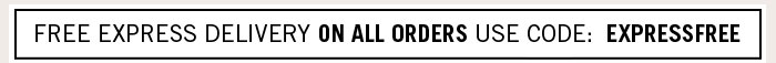 Free express delivery on all Firetrap orders