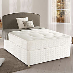 Save £50 when you spend £300 on Sealy beds