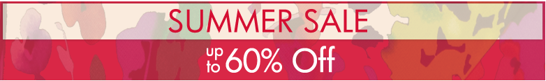 Save up to 60% in the Summer Sale