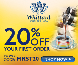 20% OFF FIRST ORDERS