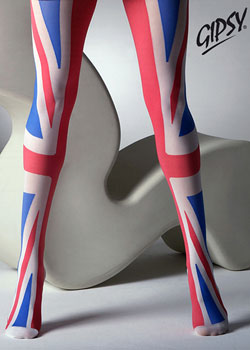 £2 Off Gipsy Union Jack Tights