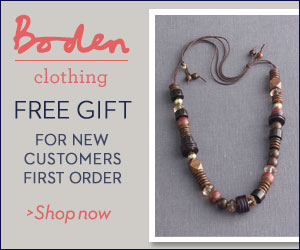 Fab free necklace with your first order