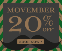 20% off selected Men's Collections