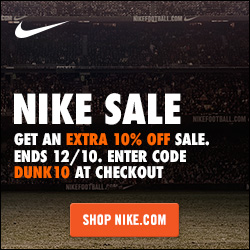 Additional 10% off of NIKE sale items